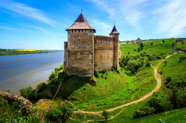 Hot: Top 15 Must See Places in Ukraine!