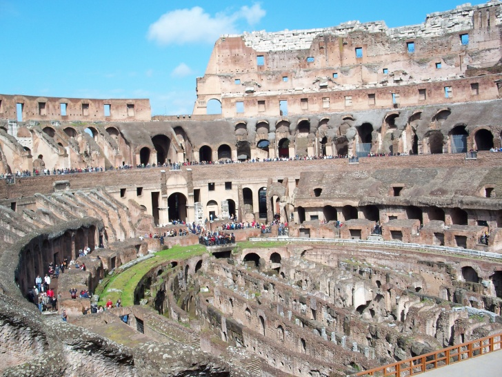 10 Most Historic Vacation Spots In The World!