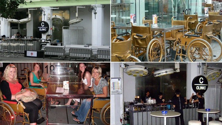 Top 11 Themed Cafes And Restaurants Around the World!